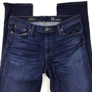J Crew Matchstick Jeans 31 R (500)